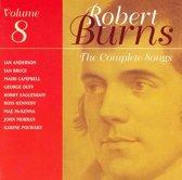 R.Burns Compl.Songs Vol 8