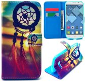 Bels wallet hoesje Alcatel one touch C7