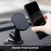 Pitaka - Universele Magneet Telefoon Houder voor in de Auto – Carbon Fiber patroon – 360 graden draaibaar.