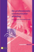 Communicatie Dossier 030 - De professionele communicatieafdeling