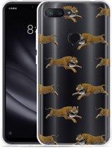 Xiaomi Mi 8 Lite Hoesje Leopard