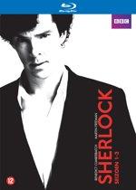 Sherlock - Seizoen 1 t/m 3 (Blu-ray)