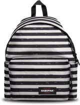 Eastpak Padded Pak'R Rugzak - Stripe-It Black