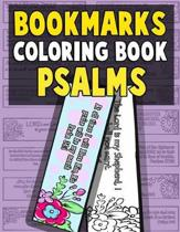Bookmarks Coloring Book Psalms