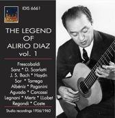 The Legend Of Alirio Diaz Vol.1