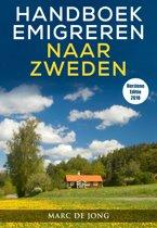 Boek cover Handboek Emigreren naar Zweden (Editie 2018) van Marc de Jong (Onbekend)