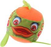 Jonotoys Waterbom Vis 7,5 Cm Groen/oranje