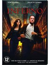 DVD cover van Inferno