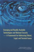 Emerging and Readily Available Technologies and National Security