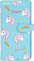 Shagwear Trendy & Funky Vrouwen Portemonnee - Unicorns / Eenhoorns (009818Z-B)