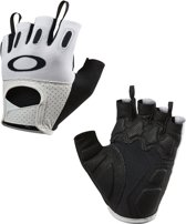 Oakley Factory Road 2.0 Fietshandschoenen - Unisex - wit/zwart