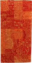 Trendy Vintage Vloerkleden - 65X230 - ORANGE