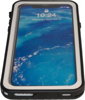 "Phonaddon Waterproof Hoesje iPhone Xr 6.1"" Volledig Waterdicht Shockproof Case - Wit"
