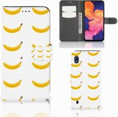 Samsung Galaxy A10 Book Cover Banana