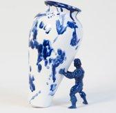 Vaas - Delfts Blauw van Jasmin Djerzic