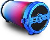 iDance Cyclone 300 Draadloze stereoluidspreker 50W Blauw