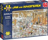 Jan van Haasteren legpuzzel De Keuken 500 XL Stukjes