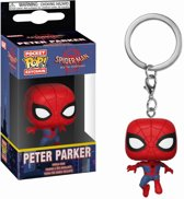 FUNKO Pocket Pop Keychain: Marvel - Animated Spider-Man - Peter