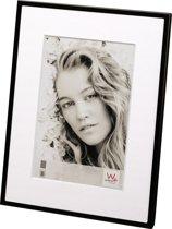 Walther Yuliya - Fotolijst - Fotoformaat 10x15 cm - zwart