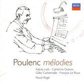 Poulenc: Melodies