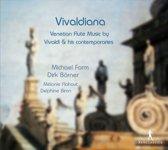 Vivaldiana-Venetian Flute Musi