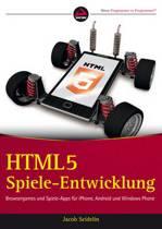 HTML5-Spiele-Entwicklung