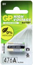 GP Fotobatterij 476A / PX28A / 4LR44 - blister 1