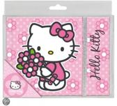 Dagboek Hello Kitty Elastiek