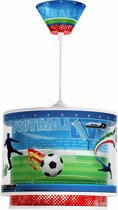 Dalber Football - Hanglamp - Blauw, Groen