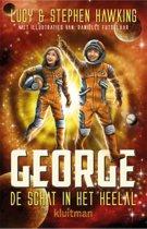 Boek cover George 2 - De schat in het heelal van Stephen Hawking (Hardcover)