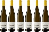 Endrizzi Riesling - Droge Witte Wijn - 6 x 75 cl