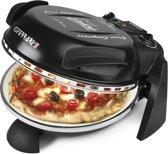 G3FERRARI - Pizza - Steen - Oven - Delizia zwart