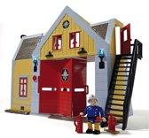 Brandweerman Sam - Brandweerkazerne - Speelgoed