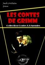 Les contes de Grimm (avec illustrations)