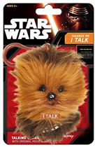Star Wars The Force Awakens Chewbacca ClipOn Talking Plush