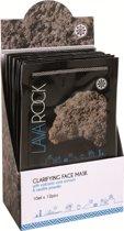 Aromaesti Lava Rock Zuiverend Gezichtsmasker (zakje)