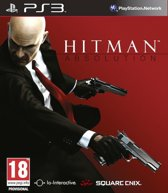 Hitman: Absolution [ENG/POL] /PS3