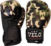 AA Products - Bokshandschoenen - Boxing Gloves - Camo Series - Green - 10 oz