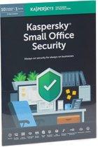 Kaspersky Small Office Security | 10 Apparaten | 1 Jaar | Engelse verpakking | Alle Europese talen