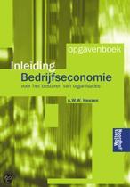 Opgaven Inleiding bedrijfseconomie