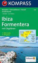 Kompass WK239 Ibiza, Formentera