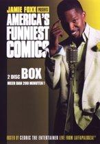 Presents America's  Funniest Comics