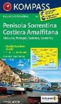 Kompass WK682 Penisola Sorrentina, Costiera Amalfifana