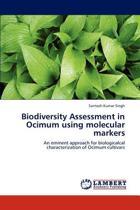 Biodiversity Assessment in Ocimum Using Molecular Markers