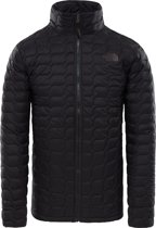 The North Face Thermoball Jas - Heren - TNF Black Matte
