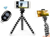 Flexible Octopus gorilla Tripod houder Stand Mount voor mobiele telefoon (Iphone x(s) / 8 Samsung galaxy S8 / S7 / S6 ) / Oneplus 6 / Digital Camera / Gopro / Action Camera