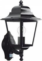 K.S. Verlichting Gevelverlichting Buitenlamp Zwart