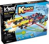 K'NEX K-Force Dual Cross - Blaster