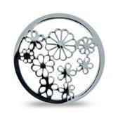 LOCKits 982500471 - Stalen Munt - 33 mm - Zilverkleurig