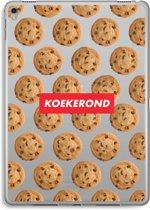 iPad Pro 9,7 inch Transparant Hoesje (Soft) - Koekerond